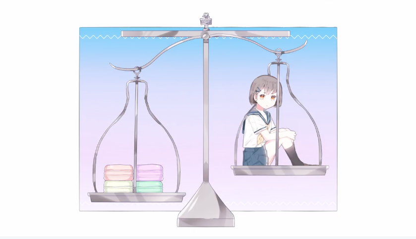 君とマカロン (Kimi to Macaron)