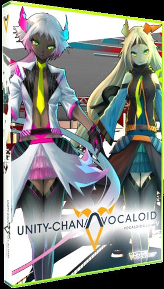 Unity-chan! (VOCALOID4)