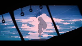 "Image of ""地球をあげる (Chikyuu o Ageru)"""