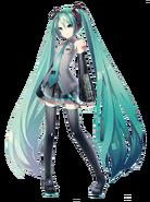 Hatsune Miku by iXima