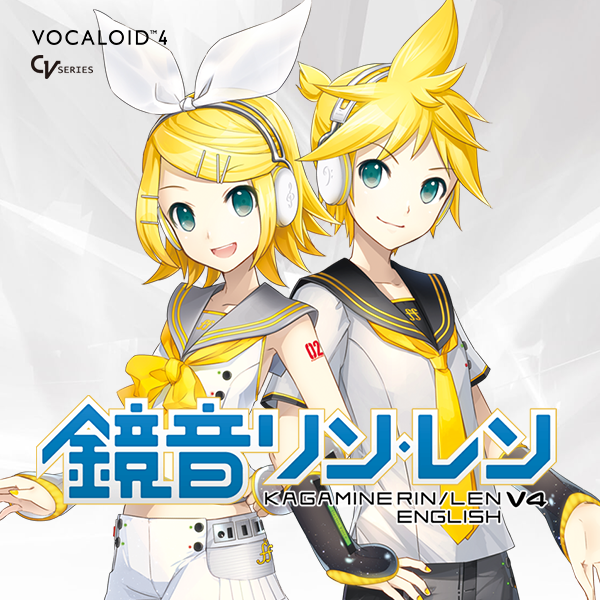 Kagamine Rin & Len V4 English
