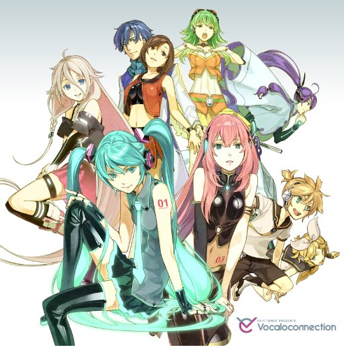 EXIT TUNES PRESENTS Vocaloconnection feat. 初音ミク