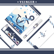 Vsinger 2019 stationary set