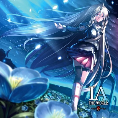 IA THE WORLD ~蒼~ (Ao)