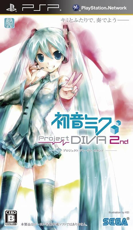 Hatsune Miku -Project DIVA- 2nd