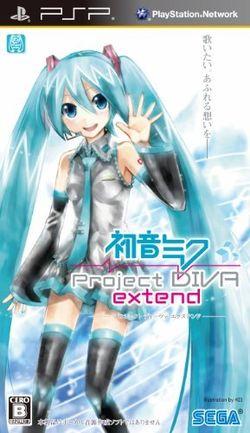 Hatsune Miku -Project DIVA- extend