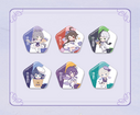 Vsinger 2020 lavender buttons