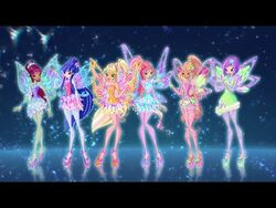 Winx Club Season 7 Tynix (Taiwanese Mandarin)