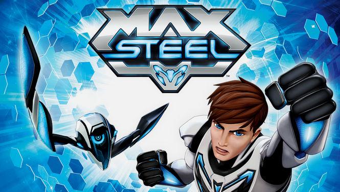 超能量戰士Max