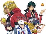 網球王子系列/新網球王子:OVA版