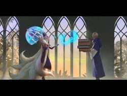 《Garena傳說對決》莉莉安宣傳影片 - 探索智慧,永無止盡