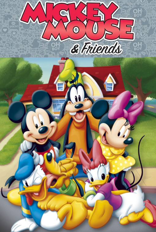 Mickey Mouse Friends Voice Actors From The World Wikia Fandom