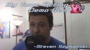 My Voice Acting Demo Reel (Abridged) - Steven Szymanski