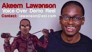 Akeem Lawanson Voice-Over Demo Reel 2017