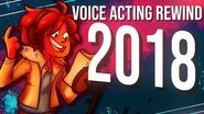 WINDLIGHTHUB VISUAL VOICE ACTING REEL 2018