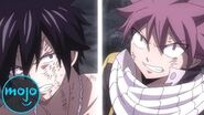 Top 10 Fairy Tail Fights (Ft