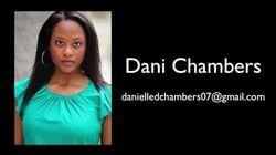 Dani Chambers Animation Demo 2016