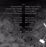 FLCL Alternative Episode 4 Credits
