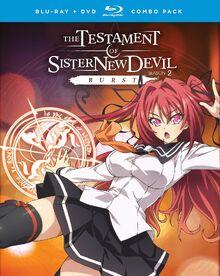 The Testament of Sister New Devil BURST 2018 Blu-Ray DVD Cover.jpg