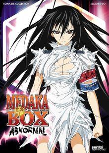 Medaka Box Abnormal 2012 DVD Cover.jpg