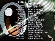 Hunter x Hunter (2011) Episode 56 English Credits
