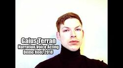 Gaius Terran - NARRATION Voice Acting Demo Reel (2018)