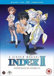 Toaru Majutsu no Index II DVD Cover.jpg