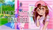 2018 Voice Acting Demo Reel Simplymiprii