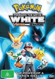 Pokémon The Movie White Victini and Zekrom 2011 DVD Cover.jpg