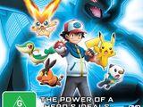 Pokémon The Movie: White: Victini and Zekrom