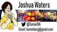 Joshua Waters Character Demo Reel (2018)
