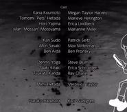 FLCL Alternative Episode 5 Credits