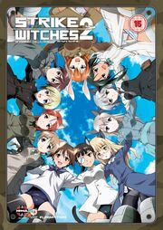 Strike Witches 2 2010 DVD Cover.jpg