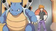 Pokemon Generation Blue becomes champion(2018 fandub)