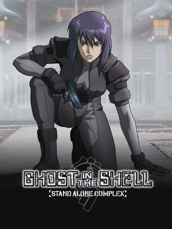 Ghost In The Shell Stand Alone Complex Anime Voice Over Wiki Fandom