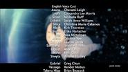 Sword Art Online Alicization – War of Underworld Episode 16 Credits Part 1