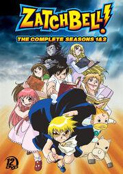 Zatch Bell 2003 DVD Cover.jpg
