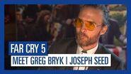 Far Cry 5 - Meet Greg Bryk Joseph Seed Actor