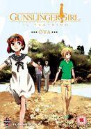 Gunslinger Girl Il Teatrino OVA DVD Cover