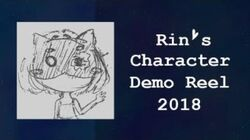 Rin's Character Demo Reel 2018