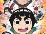 Naruto spin off! Rock Lee & his ninja pals