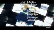 Sword Art Online Alicization – War of Underworld Episode 6 Credits Part 2