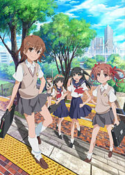 Toaru Kagaku no Railgun S Poster.jpg