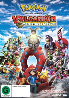 Pokémon The Movie Volcanion and the Mechanical Marvel 2016 DVD Cover.jpeg
