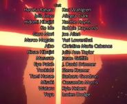 FLCL Progressive Episode 5 Credits