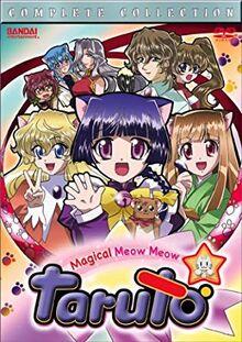 Magical Meow Meow Taruto 2005 DVD Cover.jpg
