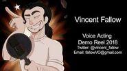Vincent Fallow - Demo Reel (DE)