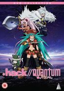 .hack Quantum 2011 DVD Cover