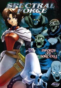 Spectral Force 1998 DVD Cover.PNG