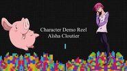 Aisha Cloutier - 2018 bilingual character demo reel